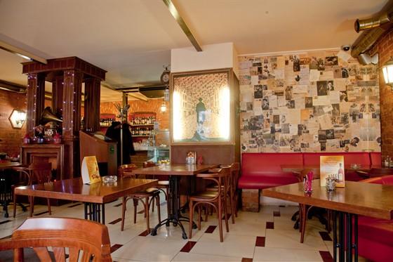 Ресторан Life Café - фотография 10