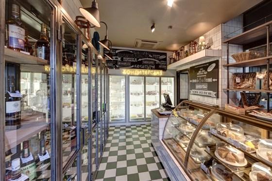 Ресторан Любимый - фотография 8 - Продуктовая лавка ресторана
