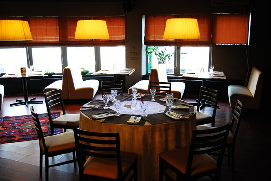 Ресторан Золотой барашек - фотография 9