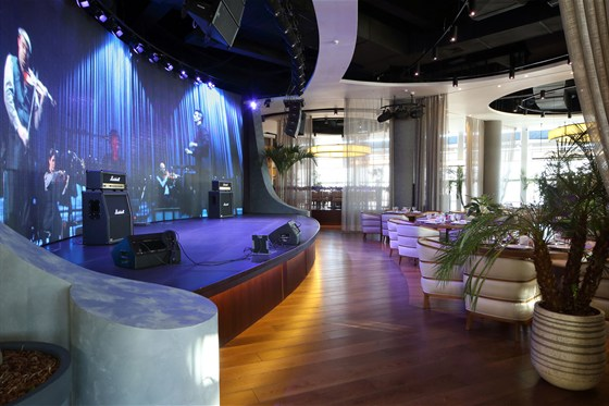 Ресторан Backstage - фотография 5