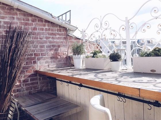 Ресторан Счастье на крыше - фотография 1