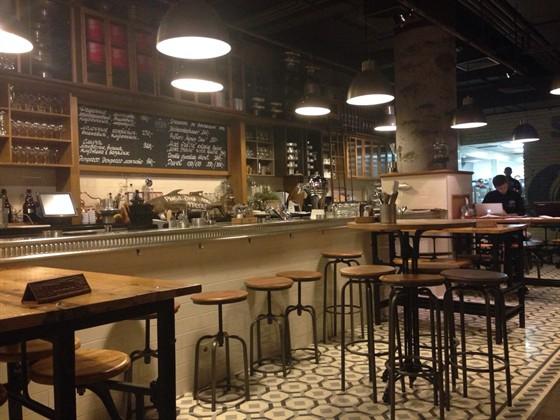 Ресторан Boston Seafood & Bar - фотография 3