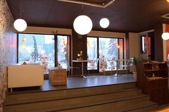 Ресторан Bloggi Bar - фотография 8