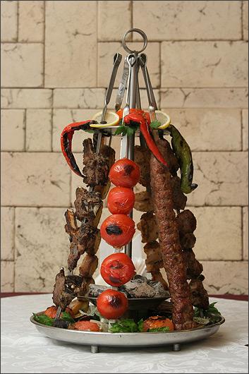 Ресторан Шесть шампуров - фотография 1