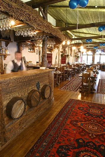 Ресторан Хурма - фотография 8