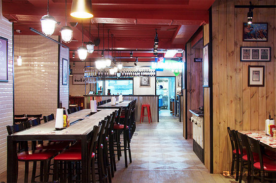 Ресторан J.P. Burger - фотография 9