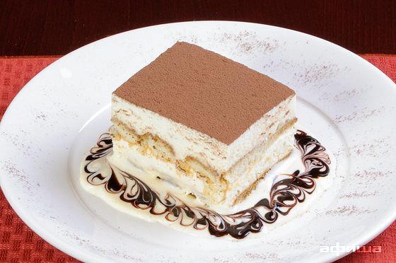 Ресторан Плотников  - фотография 13 - Тирамису