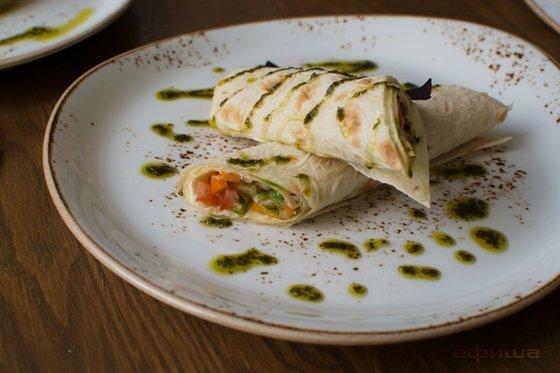 Ресторан Кинза и базилик - фотография 3