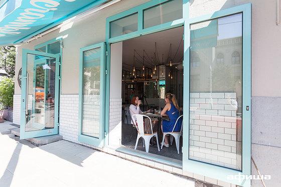 Ресторан Scramble Café - фотография 4