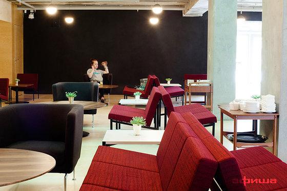 Ресторан Кафе музея «Гараж» - фотография 8
