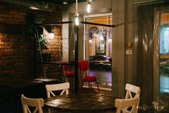 Ресторан Chuck - фотография 18