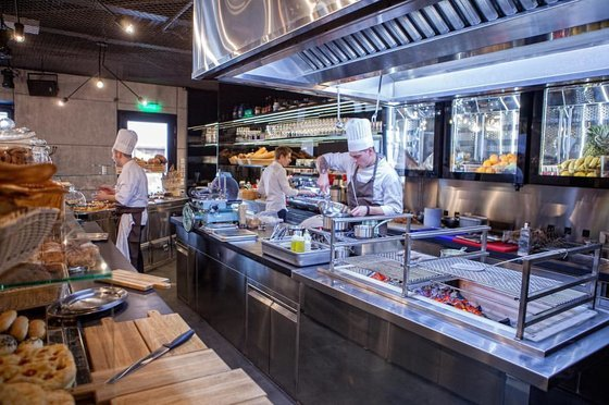 Ресторан Maritozzo - фотография 4