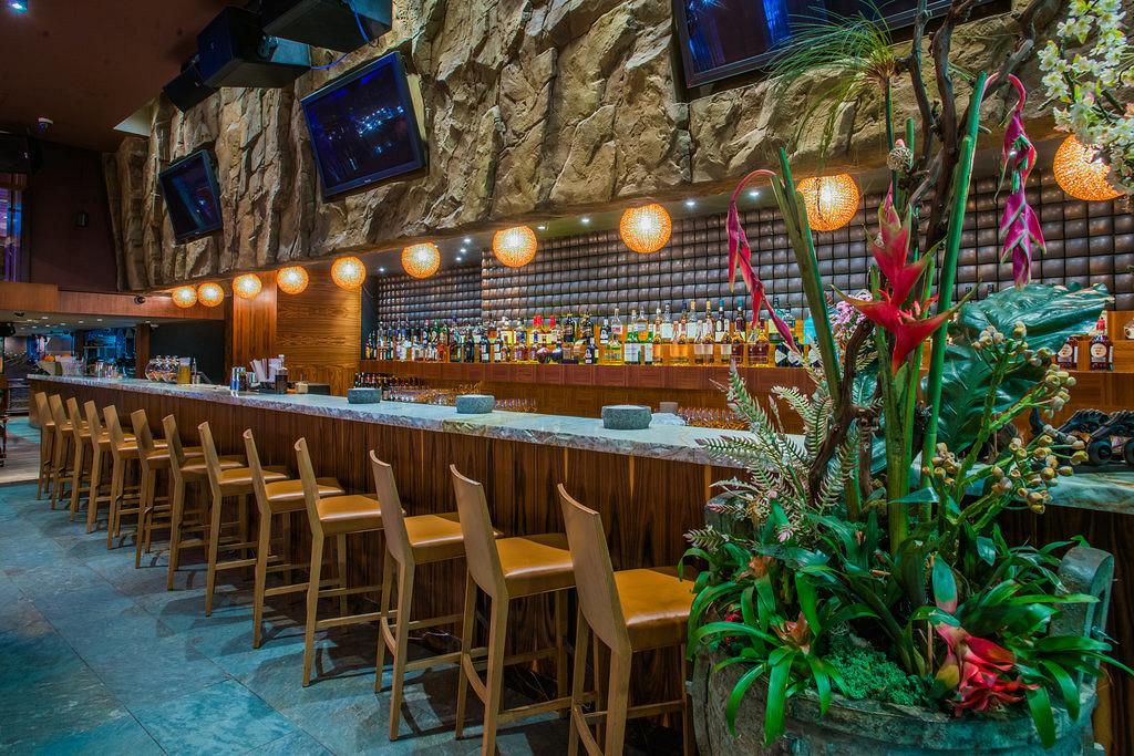 Ресторан Bamboo.Bar - фотография 24