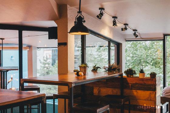 Ресторан Garden: Beer and Coffee - фотография 8