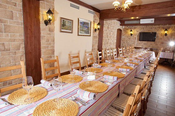 Ресторан Монтенегро - фотография 5