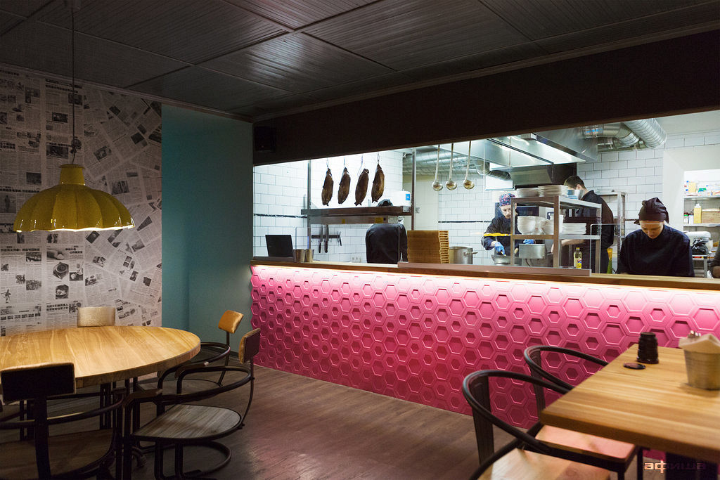 Ресторан Doodle Duck - фотография 9