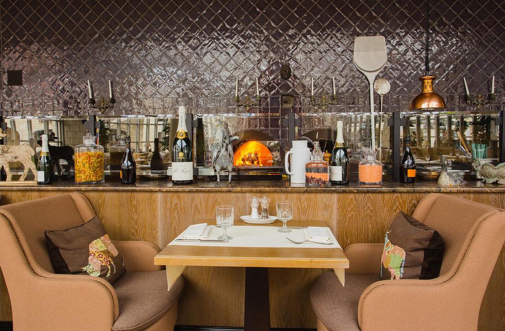 Ресторан Сорока - фотография 11