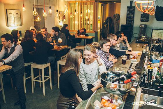 Ресторан Квартира 63 - фотография 17