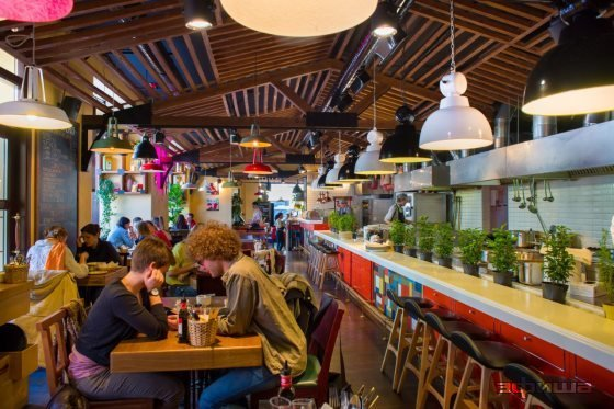 Ресторан Марчеллис - фотография 12