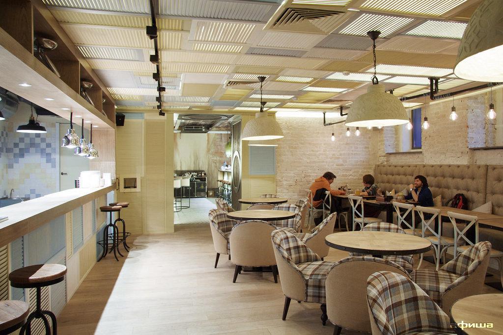 Ресторан Суп-кафе - фотография 10