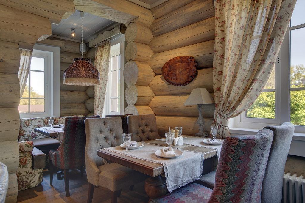 Ресторан Русская рыбалка - фотография 11
