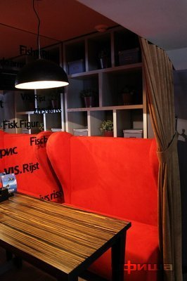 Ресторан Рыба. Рис - фотография 6