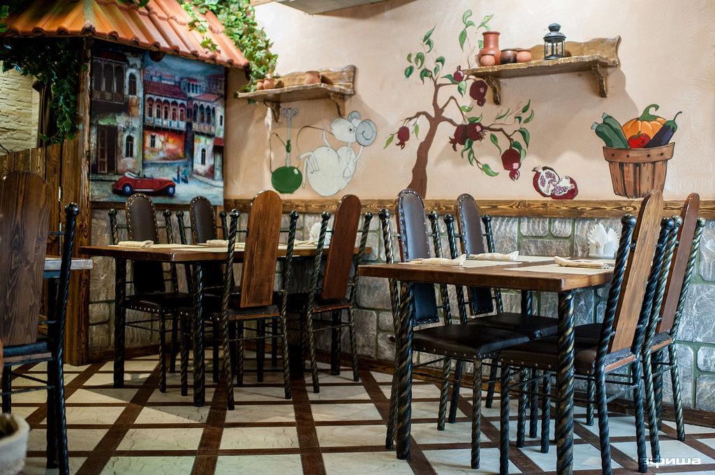 Ресторан Ткемали - фотография 4