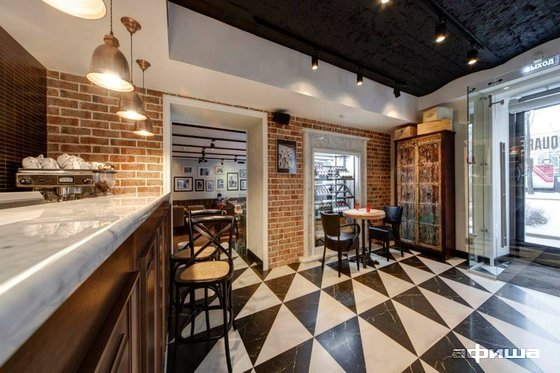 Ресторан The Square - фотография 8