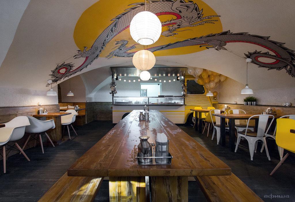 Ресторан Kim & Chi - фотография 12