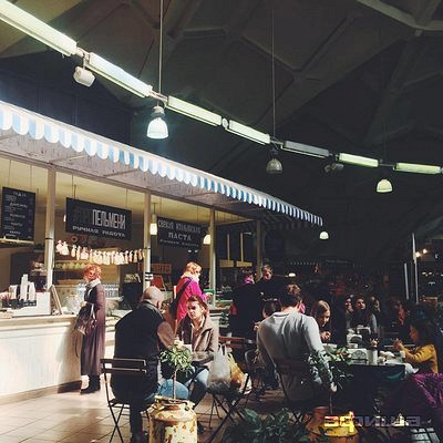 Ресторан Фудкорт Даниловского рынка - фотография 4