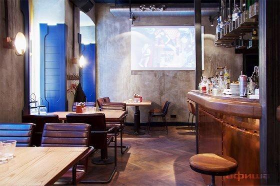 Ресторан Bad Boy Bar - фотография 9