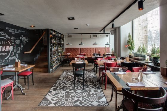 Ресторан Компания - фотография 20