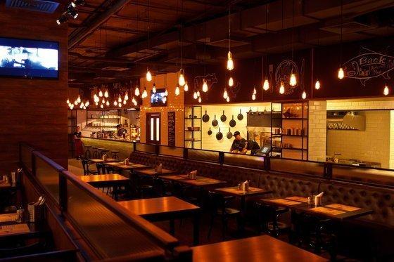 Ресторан Мясо or Fish - фотография 10