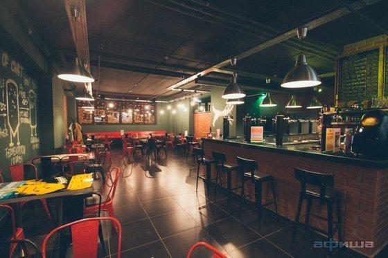 Ресторан Jaw Pike - фотография 4