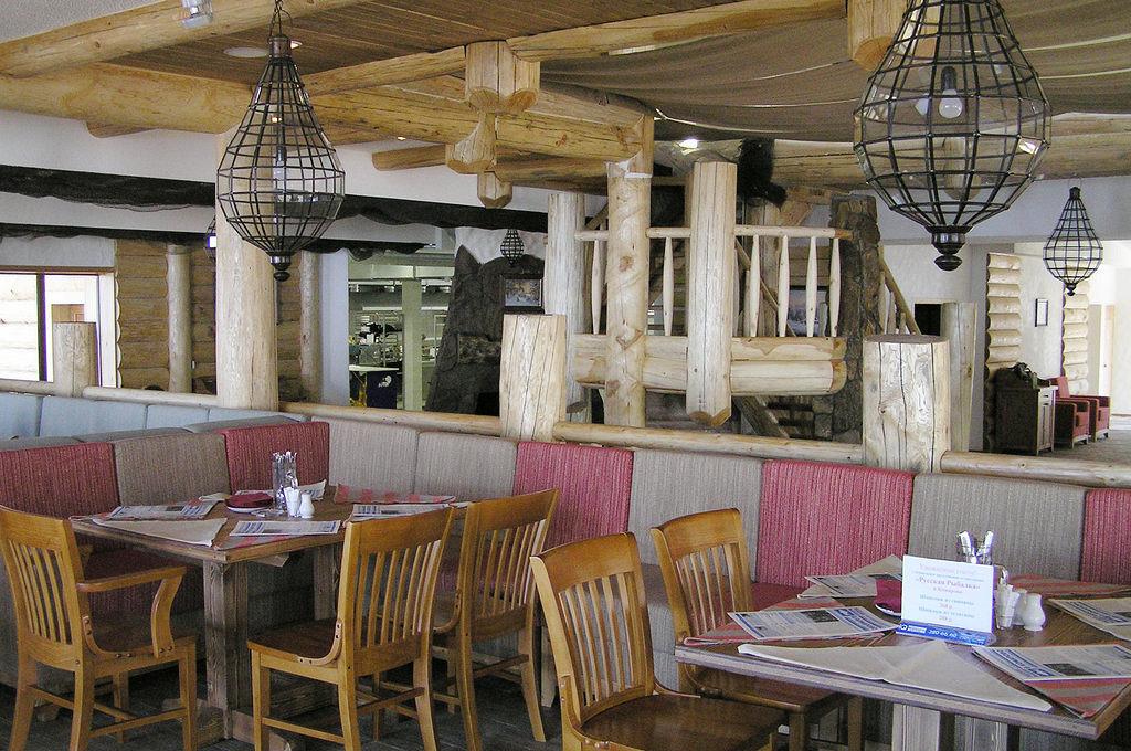 Ресторан Русская рыбалка - фотография 15