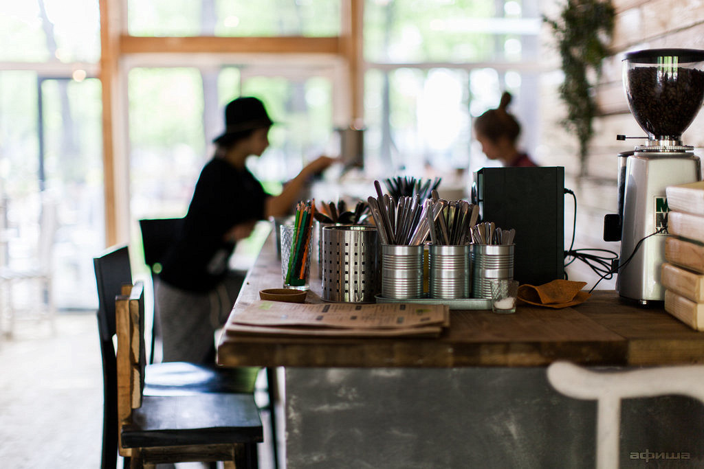 Ресторан Sekta Café - фотография 11