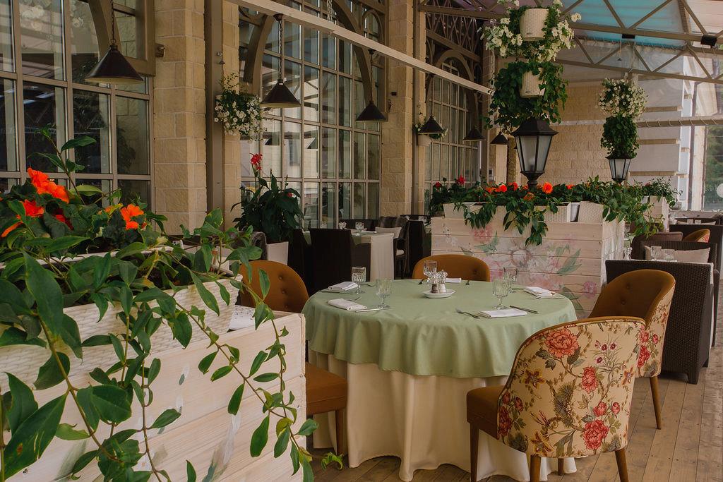 Ресторан Сорока - фотография 5