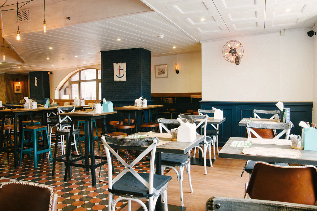 Ресторан Crab Pub - фотография 17