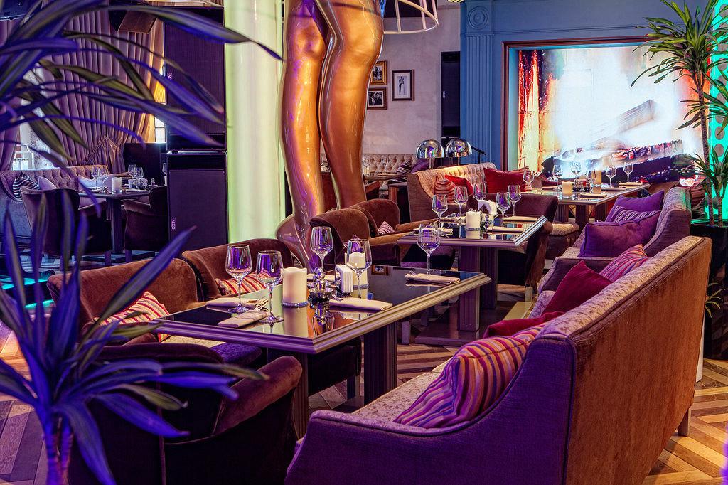 Ресторан Кадриль - фотография 5