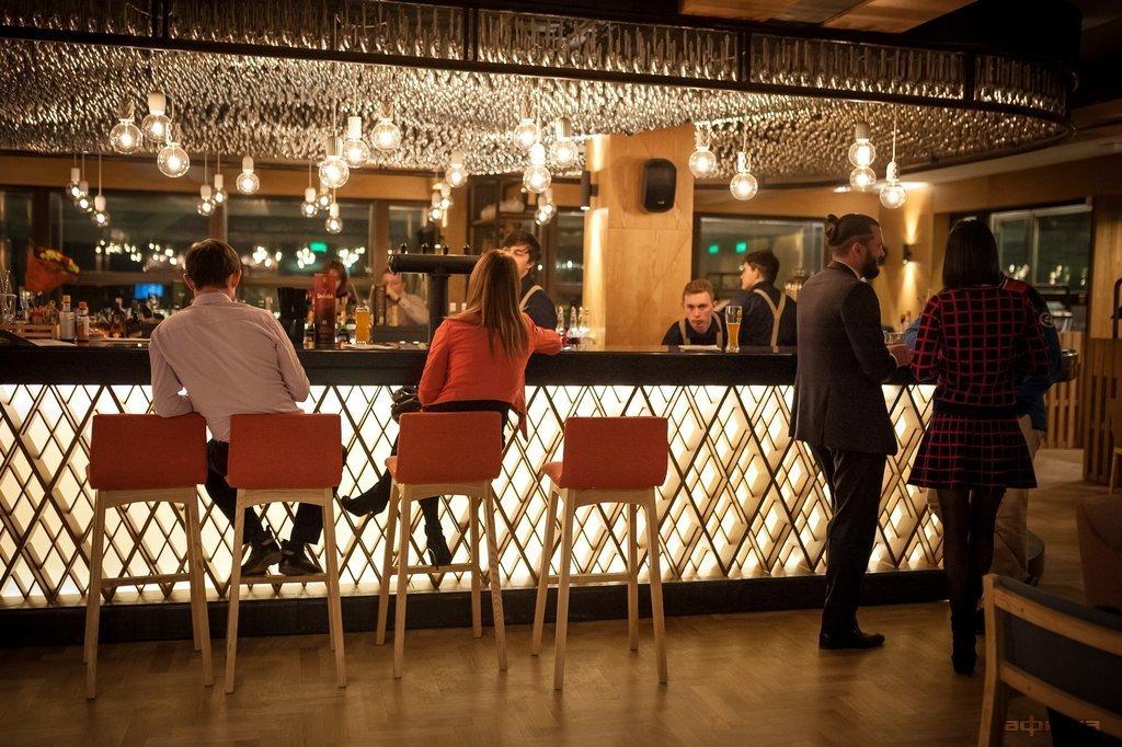 Ресторан Сибирьсибирь - фотография 6