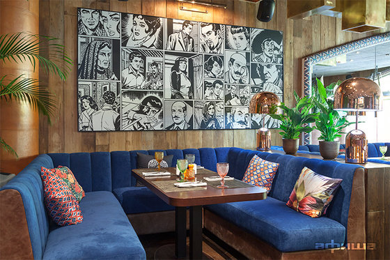 Ресторан Латинский квартал - фотография 16