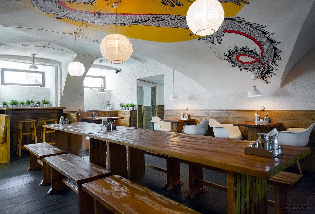 Ресторан Kim & Chi - фотография 11