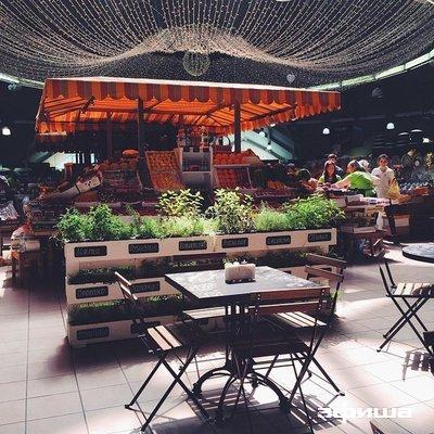 Ресторан Фудкорт Даниловского рынка - фотография 2