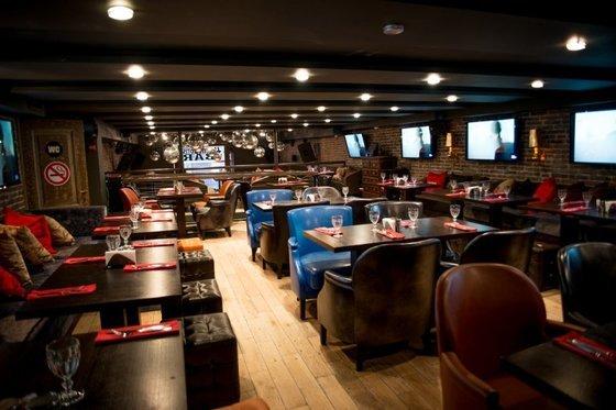 Ресторан Sanctions Bar - фотография 7