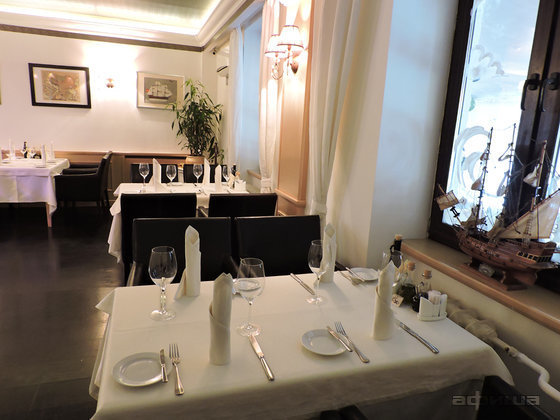 Ресторан Ботик Петра - фотография 6