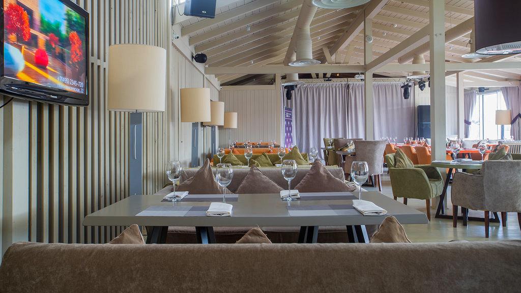 Ресторан GG Bar - фотография 4