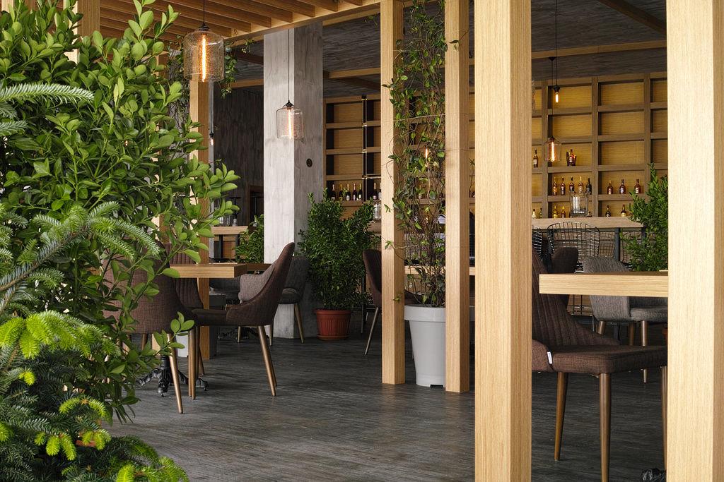 Ресторан The Box by Primorskaya - фотография 17