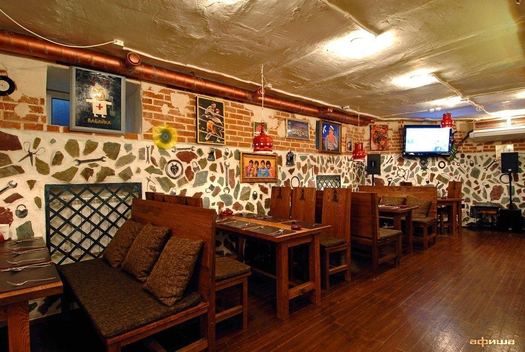 Ресторан Кочегарка - фотография 2