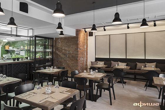 Ресторан Dobro Bar & Kitchen - фотография 18
