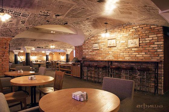 Ресторан True Cost Bar & Grill - фотография 10